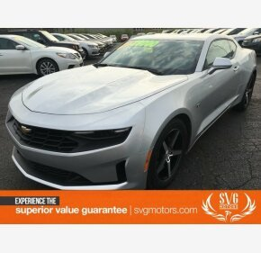 2019 Chevrolet Camaro LT Coupe for sale 101115729