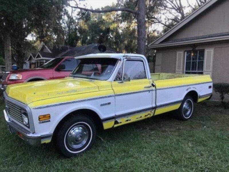 1971 Chevrolet C/K Truck Classics for Sale - Classics on