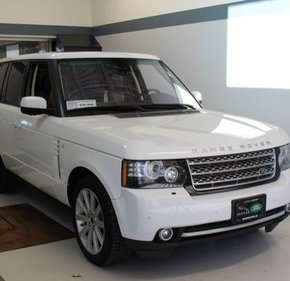 2012 Land Rover Range Rover Supercharged for sale 101115857
