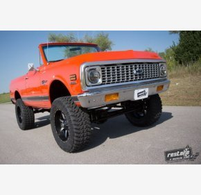 1972 Chevrolet Blazer for sale 101115923