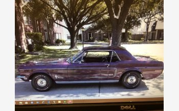 1968 Ford Mustang Coupe for sale 101115970
