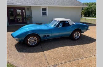 1969 Chevrolet Corvette Convertible for sale 101115973