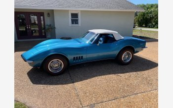 1969 Chevrolet Corvette Convertible for sale 101115973