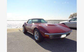 1970 Chevrolet Corvette Convertible for sale 101115988
