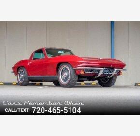 1967 Chevrolet Corvette for sale 101116358