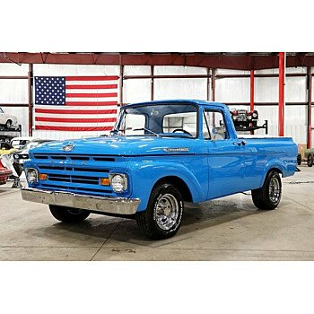 1962 Ford F100 for sale 101116392