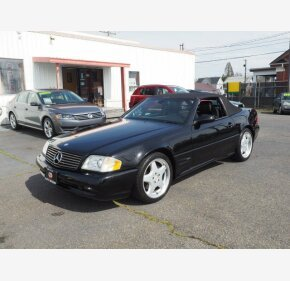 1999 Mercedes-Benz SL500 for sale 101116435