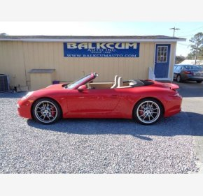 2014 Porsche 911 Carrera S Cabriolet for sale 101116440