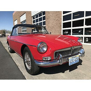 1964 MG MGB for sale 101116490