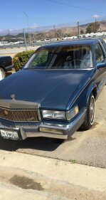 1989 Cadillac De Ville Coupe for sale 101116598