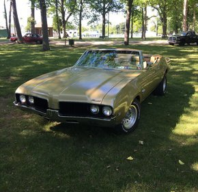 1969 Oldsmobile Cutlass for sale 101116606