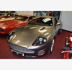 2002 Aston Martin Vanquish for sale 101116793