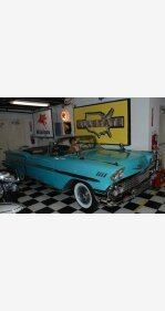 1958 Chevrolet Impala for sale 101116823