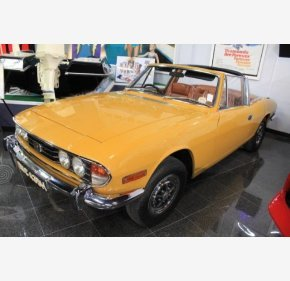 1970 Triumph Stag for sale 101116841