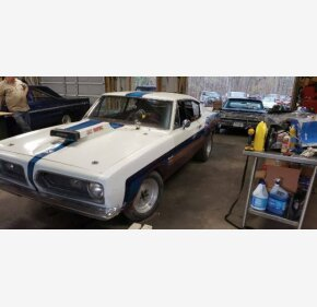 1968 Plymouth Barracuda for sale 101117005
