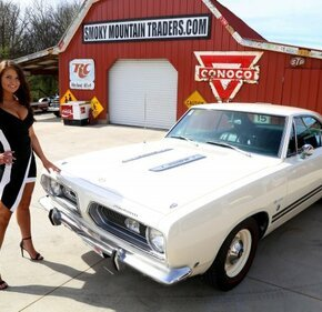 1968 Plymouth Barracuda for sale 101117026