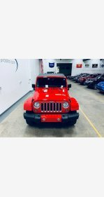 2016 Jeep Wrangler 4WD Unlimited Sahara for sale 101117028