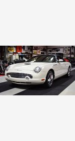 2002 Ford Thunderbird for sale 101117061
