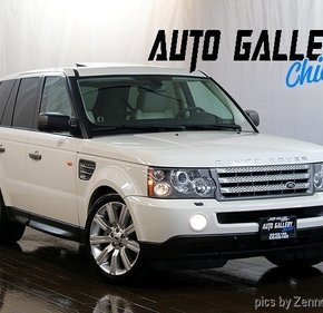 2008 Land Rover Range Rover Sport Supercharged for sale 101117072