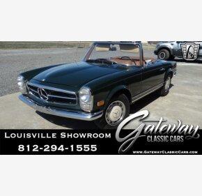 1969 Mercedes-Benz 280SL for sale 101117109