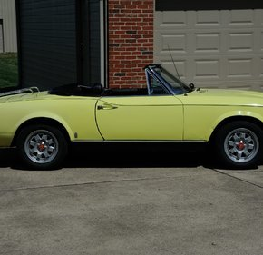 1974 FIAT 124 Convertible for sale 101117143