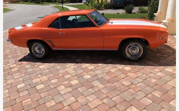 1969 Chevrolet Camaro Z/28 Coupe for sale 101117144