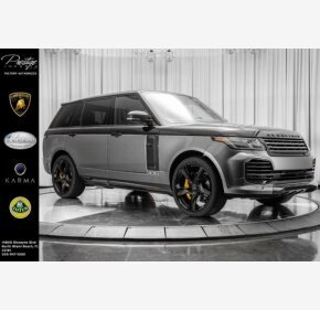 2019 Land Rover Range Rover Supercharged for sale 101117211