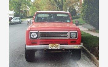 1977 International Harvester Scout for sale 101117259