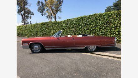 1966 Cadillac Eldorado for sale 101117306