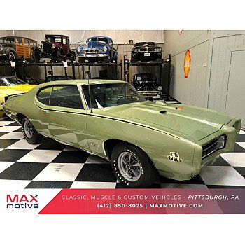 1969 Pontiac GTO for sale 101117317
