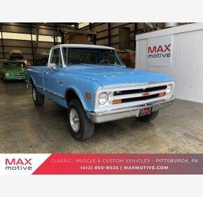 1968 Chevrolet C/K Truck for sale 101117360