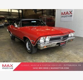 1968 Chevrolet Chevelle for sale 101117362