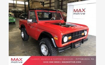 1970 Ford Bronco for sale 101117374