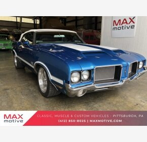 1972 Oldsmobile Cutlass for sale 101117379