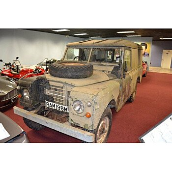 1976 Land Rover Other Land Rover Models for sale 101117474