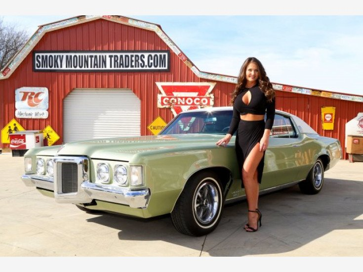 1969 Pontiac Grand Prix For Sale Near Maryville Tennessee 37801