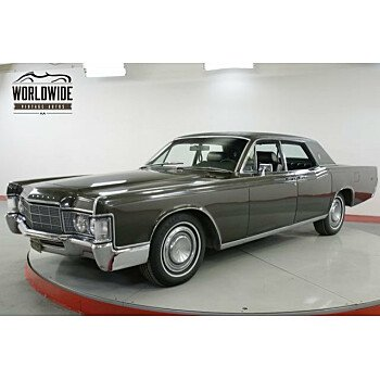 1969 Lincoln Continental for sale 101117575