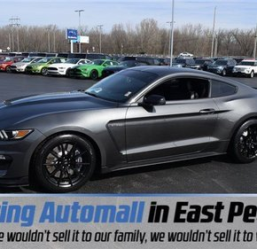 2016 Ford Mustang Shelby GT350 Coupe for sale 101117639