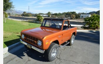 1973 Ford Bronco for sale 101117789