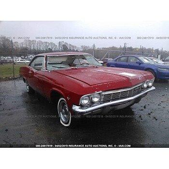 1965 Chevrolet Impala for sale 101118128