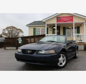2001 Ford Mustang Convertible for sale 101118330