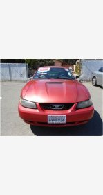 2001 Ford Mustang Coupe for sale 101118360