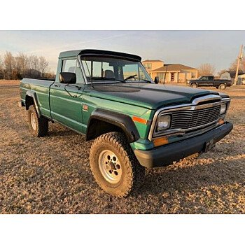 1980 Jeep J10 for sale 101118385