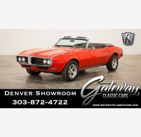 1968 Pontiac Firebird for sale 101118462