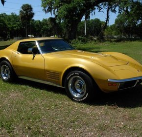 1971 Chevrolet Corvette for sale 101118476