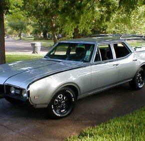 1968 Oldsmobile Custom for sale 101118582