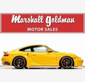 2003 Porsche 911 Turbo Coupe for sale 101118602