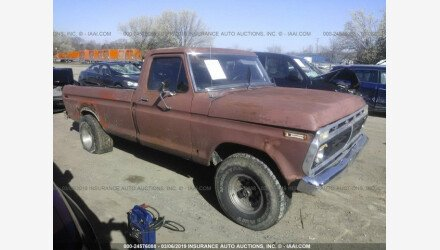 1976 Ford F100 for sale 101119004