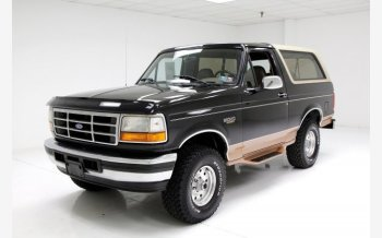 1995 Ford Bronco for sale 101119010