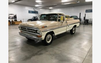 1971 Ford F250 for sale 101119014